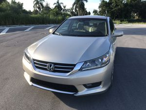 Honda Accord 2015 EXL for Sale in Fort Lauderdale, FL