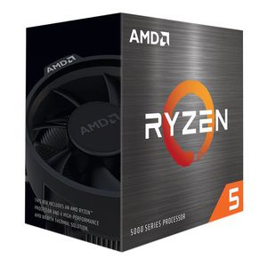 AMD Ryzen 5 5600X 6-core, 12-Thread Unlocked Desktop Processor with Wraith Stealth Cooler for Sale in Fort Lauderdale, FL