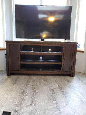 TV stand for Sale in Marysville, WA