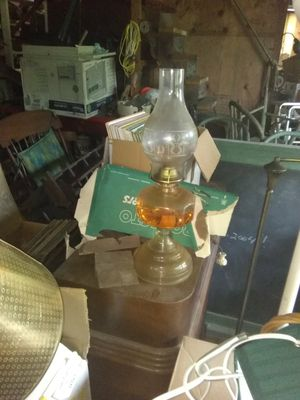Antique oil lamp $50 for Sale in Hammonton, NJ