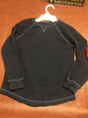 Boys Gymboree thermal shirts size 5:6 for Sale in Menifee, CA