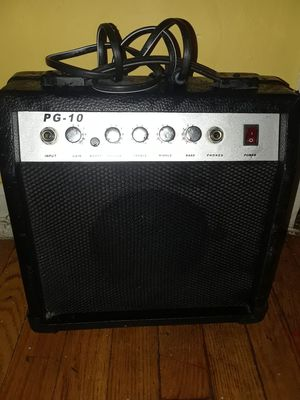 Electric guitar speaker for Sale in Silver Spring, MD