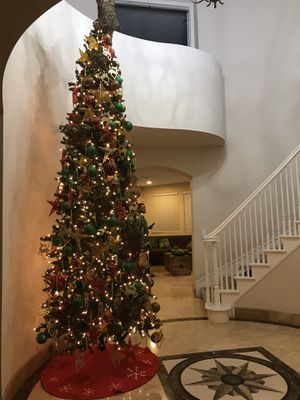 12 foot prelit artificial Christmas tree- still in the box for Sale in Corona, CA