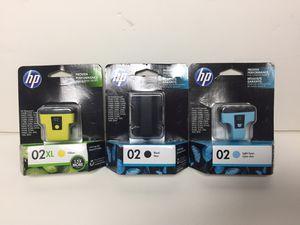 Hp photo printer cartridges for Sale in Austin, TX