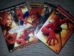 DVD SPIDER-MAN COLLECTION SET for Sale in Glen Burnie, MD