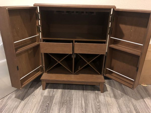 AWESOME Bar Cabinet