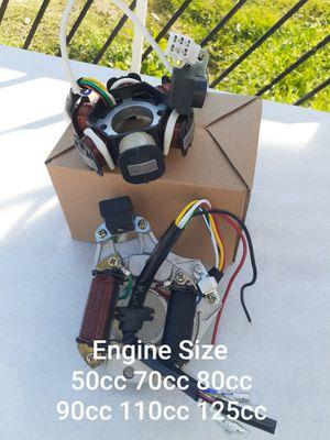 Motorcycles Atv 4 wheeler cuatrimoto go kart four wheeler startor magnet for Sale in Dallas, TX