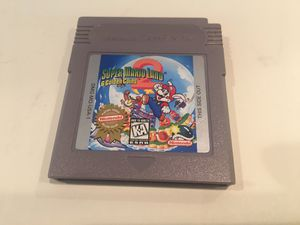 Nintendo Gameboy Super Marioland 6 Golden Coins Game for Sale in Woodinville, WA