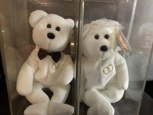 Ty beanie babies Mr. and Mrs.Wedding set for Sale in Phoenix, AZ
