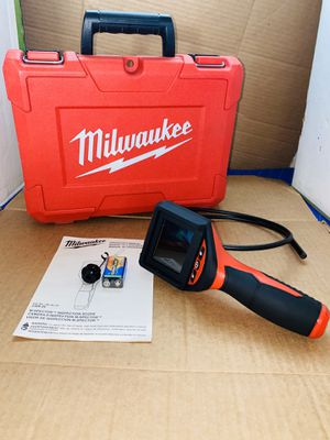 Milwaukee M-Spector 3 ft. Inspection Camera Scope Kit Brand New for Sale in Modesto, CA