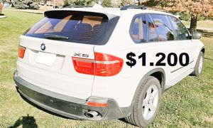 🌹$1.2OO I sell URGENT my car 2009 BMW X5 XDrive30i Runs and drives great! Clean title.🍂 for Sale in Anaheim, CA