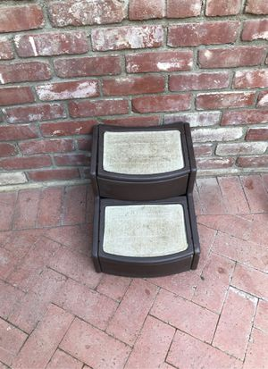 Doggie step stool and pooper scooper for Sale in Whittier, CA