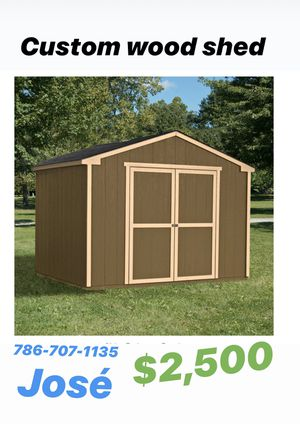 Shed for Sale in Hialeah, FL