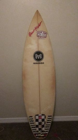Mad dog surfboard for Sale in New Smyrna Beach, FL