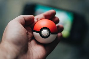 Pokéball Plus w/ USB Type-C Cable for Sale in Quincy, IL