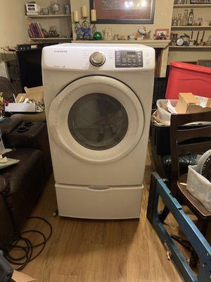 Samsung HE Moisture Sensor Dryer for Sale in Longview, TX