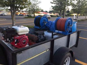 Cold water pressure washer system for Sale in Tacoma, WA