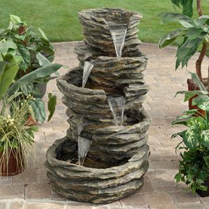 Waterfall Indoor/Outdoor Fountain for Sale in Henderson, NV