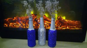 Glitter Bottle Centerpieces for Sale in St. Louis, MO