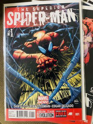 Spider-Man Comic Book Lot for Sale in Pasadena, CA