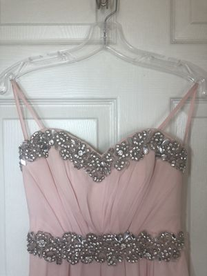 Pink Prom Dresses Long Used for Sale in Saginaw, TX