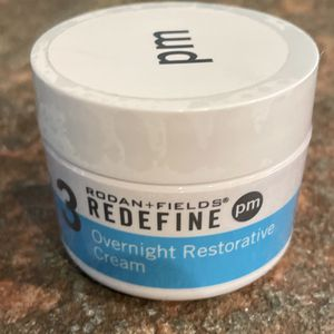 Rodan & Fields Redefine Overnight Restorative Cream for Sale in Manorville, NY