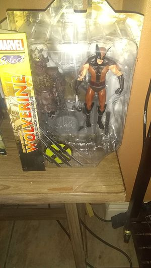 Marvel wolverine for Sale in Fresno, CA