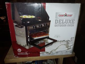 Camp Chef Deluxe oven for Sale in Maryville, TN