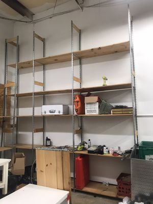 Commercial size shelving for Sale in Sterling Heights, MI