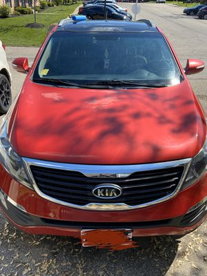 2011 Kia Sportage EX AWD for Sale in Hamilton, OH
