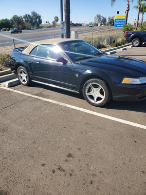 2000 FORD MUSTANG GT CONVERTIBLE for Sale in Vista, CA