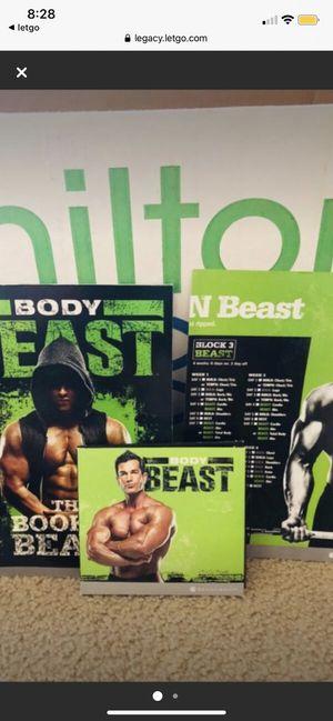 Body beast for Sale in Woodhaven, MI