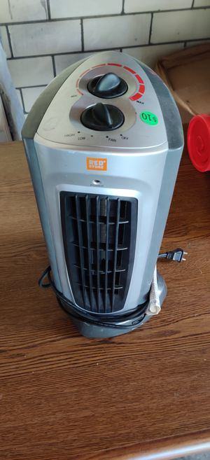 Small heater. Works really good in any small or medium room. And ya Kno it's getting cold. Come get it. for Sale in Canton, OH