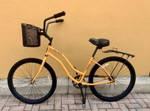 SINGLE SPEED CRUISER BIKE! PRICE IS FIRM! for Sale in Fort Lauderdale, FL
