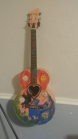 Child sized guitar for Sale in Land O Lakes, FL