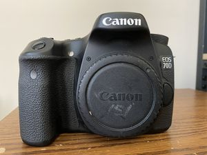 CANON 70D for Sale in Odenton, MD