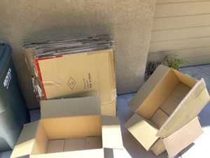 Boxes for Sale in San Diego, CA