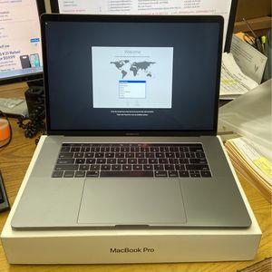 Apple MacBook Pro 15-Inch Laptop Computer MLH32LL/A A1706 2016 for Sale in Phoenix, AZ