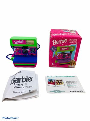 Polaroid Barbie Instant Film Camera for Sale in Mint Hill, NC