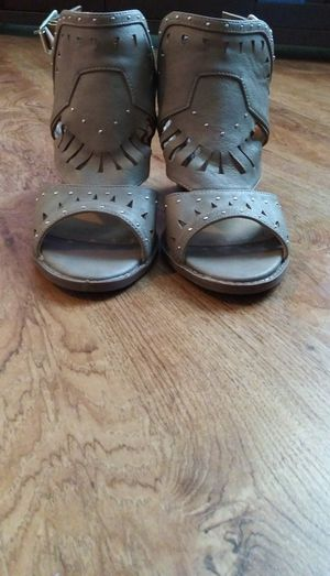 Grayish Brown High Heels for Sale in Phoenix, AZ