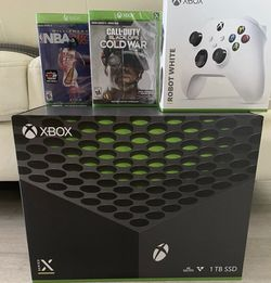 "Xbox Series X ""Disc"" 🗺🏢📬 for Sale in Crofton,  NE"