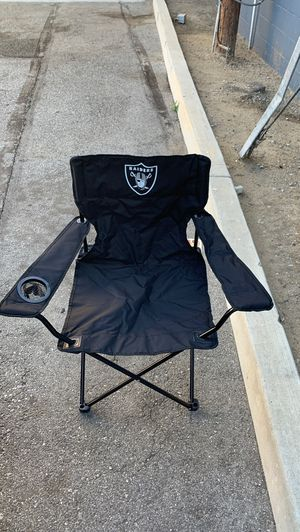 Raiders quad chair for Sale in Inglewood, CA