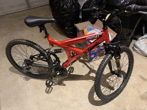 Mountain Bike 24-Inch for Sale in Charlotte, NC