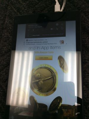 Amazon Fire HD 8 tablet for Sale in Humble, TX