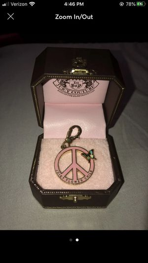 Juicy Couture Charm for Sale in San Diego, CA