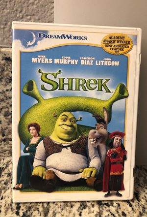 Shrek DVD for Sale in Las Vegas, NV