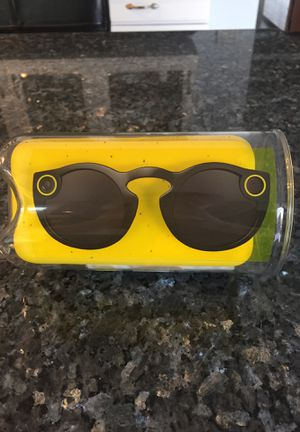 Gen 1 Snapchat Spectacles for Sale in HUNTINGTN BCH, CA