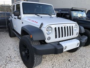 2014 JEEP WRANGLER UNLIMITED for Sale in Hollywood, FL