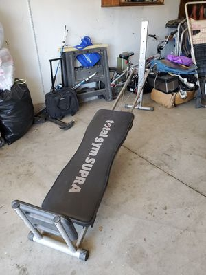 Total gym supra exercise machine for Sale in Riverside, CA