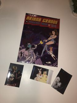 Ariana grande Comic Book for Sale in Compton,  CA